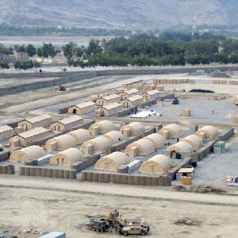 USAID Municipal Infrastructure Rehabilitation Program & LOGCAP