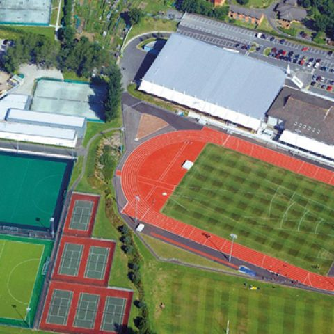 Indoor And Outdoor Athletics Facilities