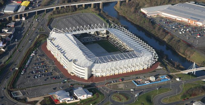 Liberty Stadium & Enabling Retail Development