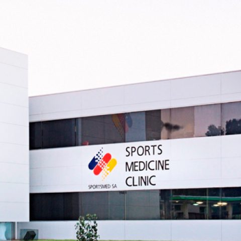 Specialised Sports Medical Hospital, Iraq
