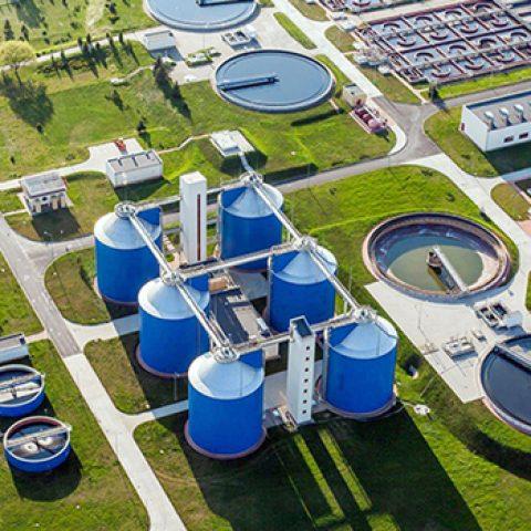 Water Treatment Plant, Misurata