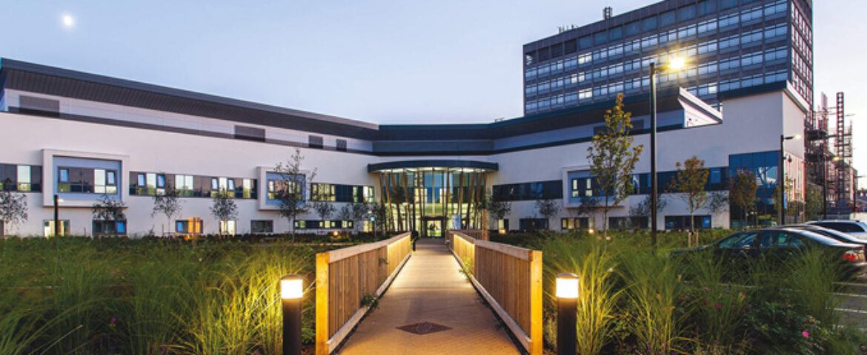 North Middlesex University Hospital PFI