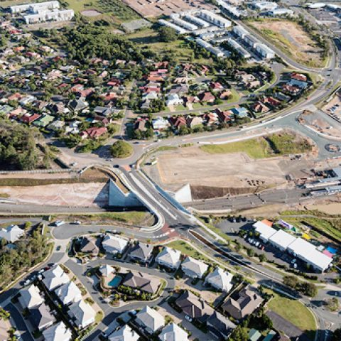 Petrie to Kippa-Ring Transport Corridor