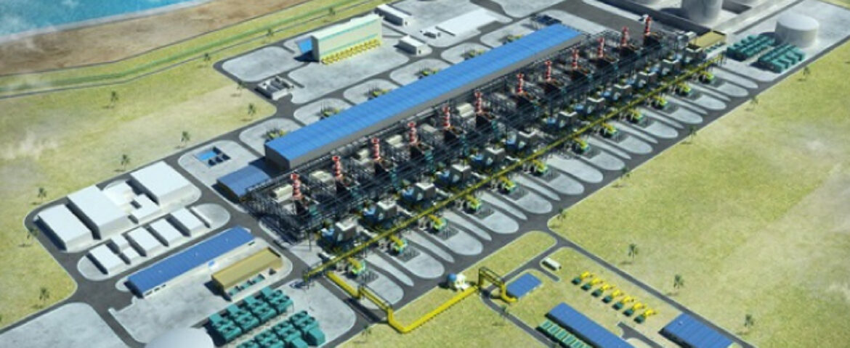 Qurayyah Combined Cycle Power Plant, KSA