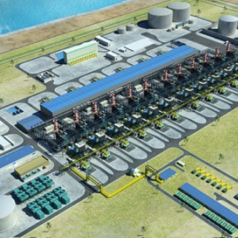 Qurayyah Combined Cycle Power Plant, KSA